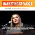 Interviewed on Marketing Speak
