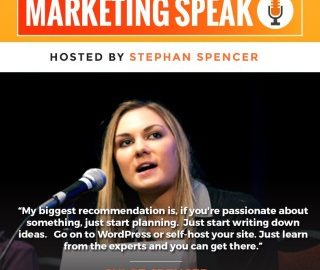 Chloe Spencer SEO Marketing Speak