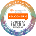 I'm Speaking at BlogHer16!